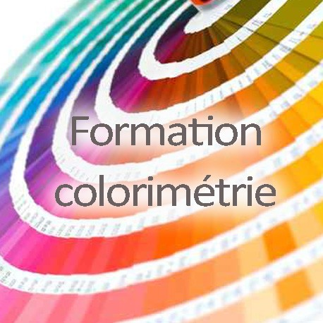 Formation colorimétrie