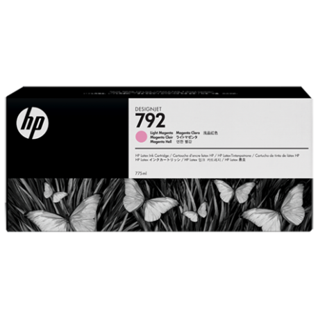 Cartouche HP LATEX 831 cyan light